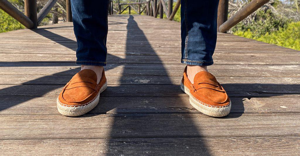 """Mocks, un zapato mocasín artesano en piel """"Made in Spain"""""""