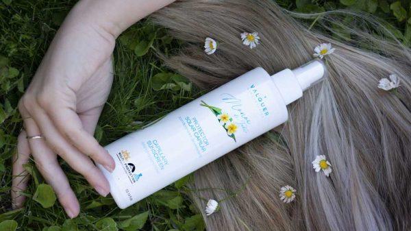 Válquer Laboratorios lanza protector solar para el cabello
