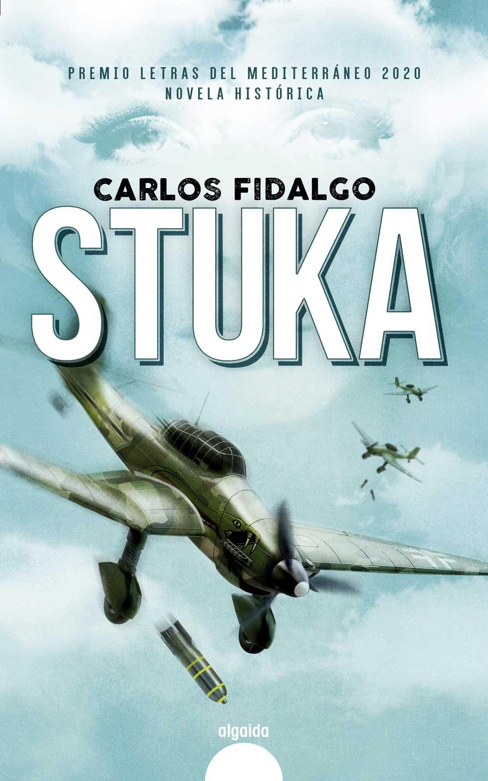 """Stuka"", tercera y última novela de Carlos Fidalgo"