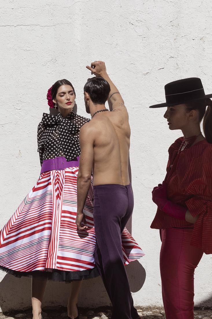 """Antonio Gutierrez presenta su colección """"Granada es Arte"""""""