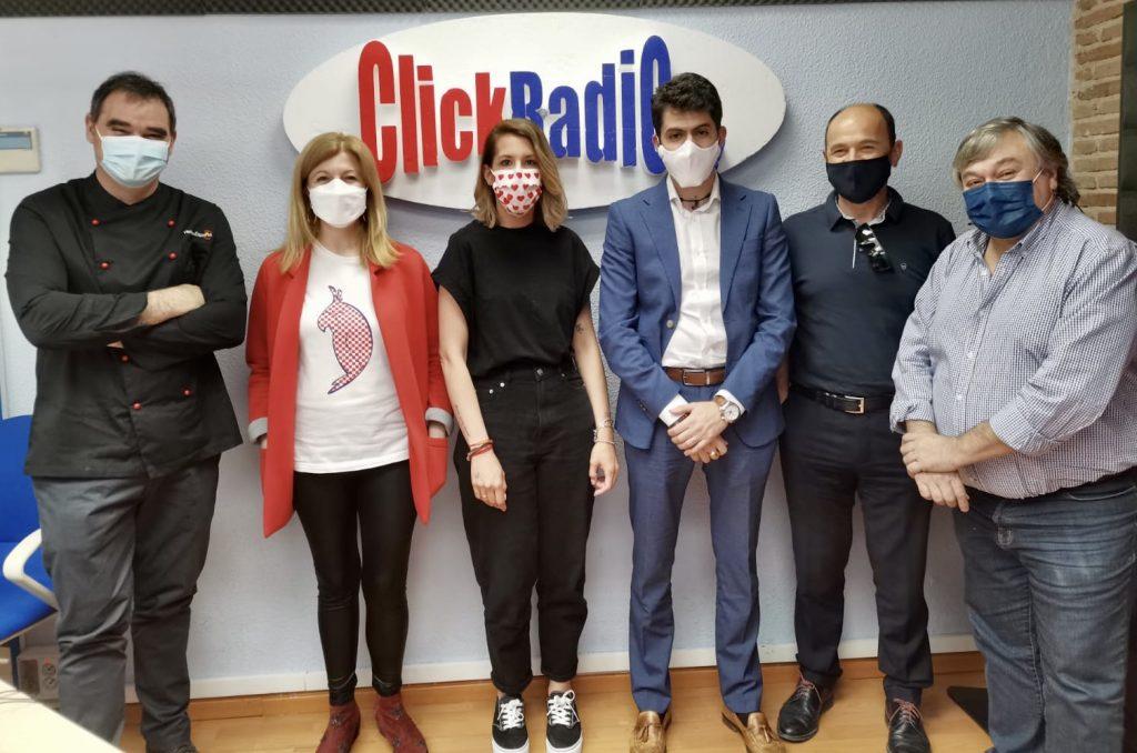 """Programa """"Hecho en España"""" Click Radio TV 24 de mayo"""