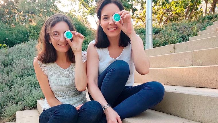 Ana Araque y Meritxell Trens, fundadoras de Hero Deodorant
