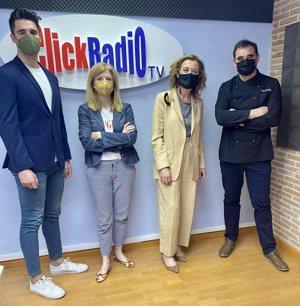 """Programa """"Hecho en España"""" Click Radio TV 7 de junio"""