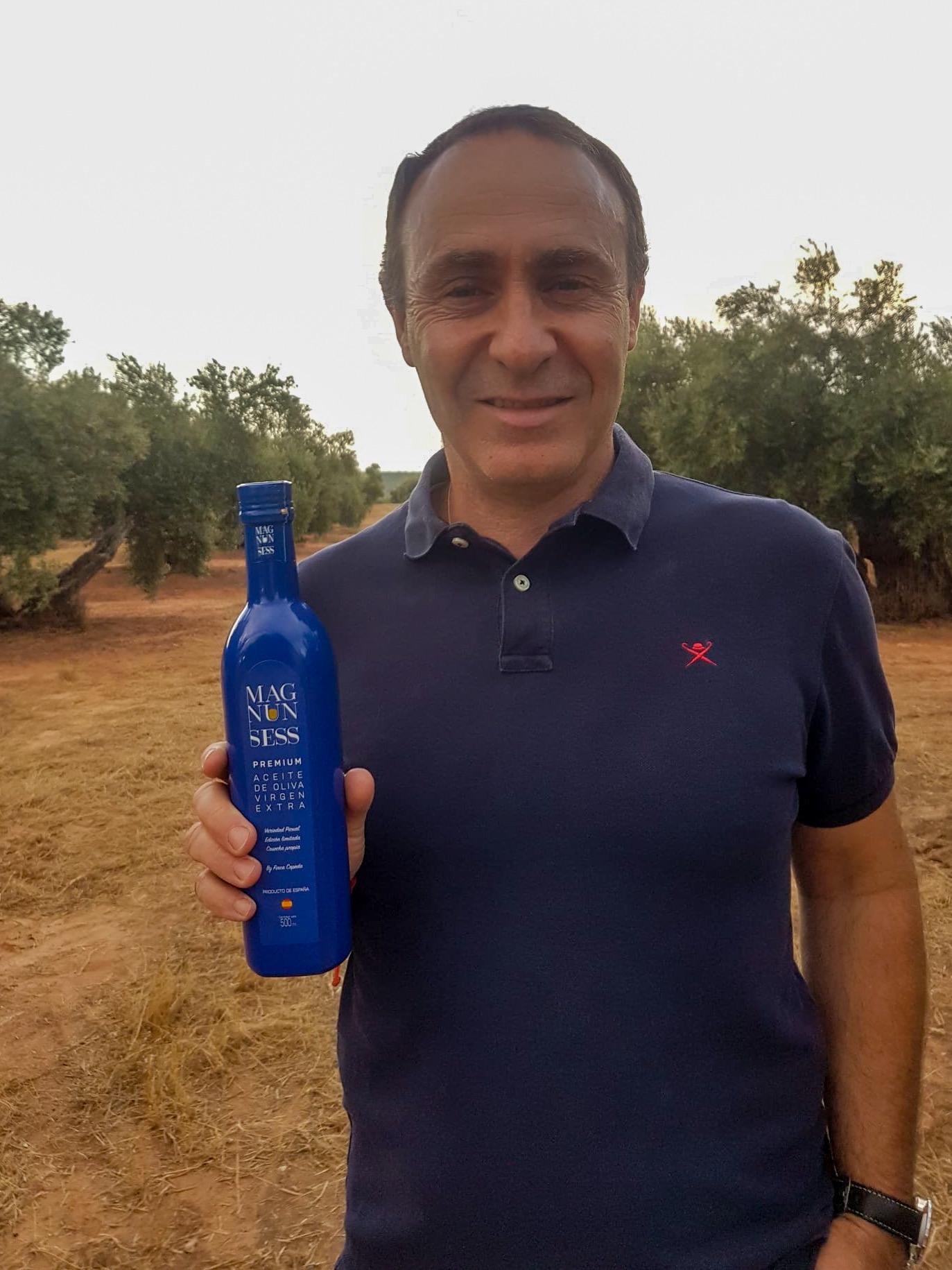 Manuel Nieto, CEO Magnun Sess