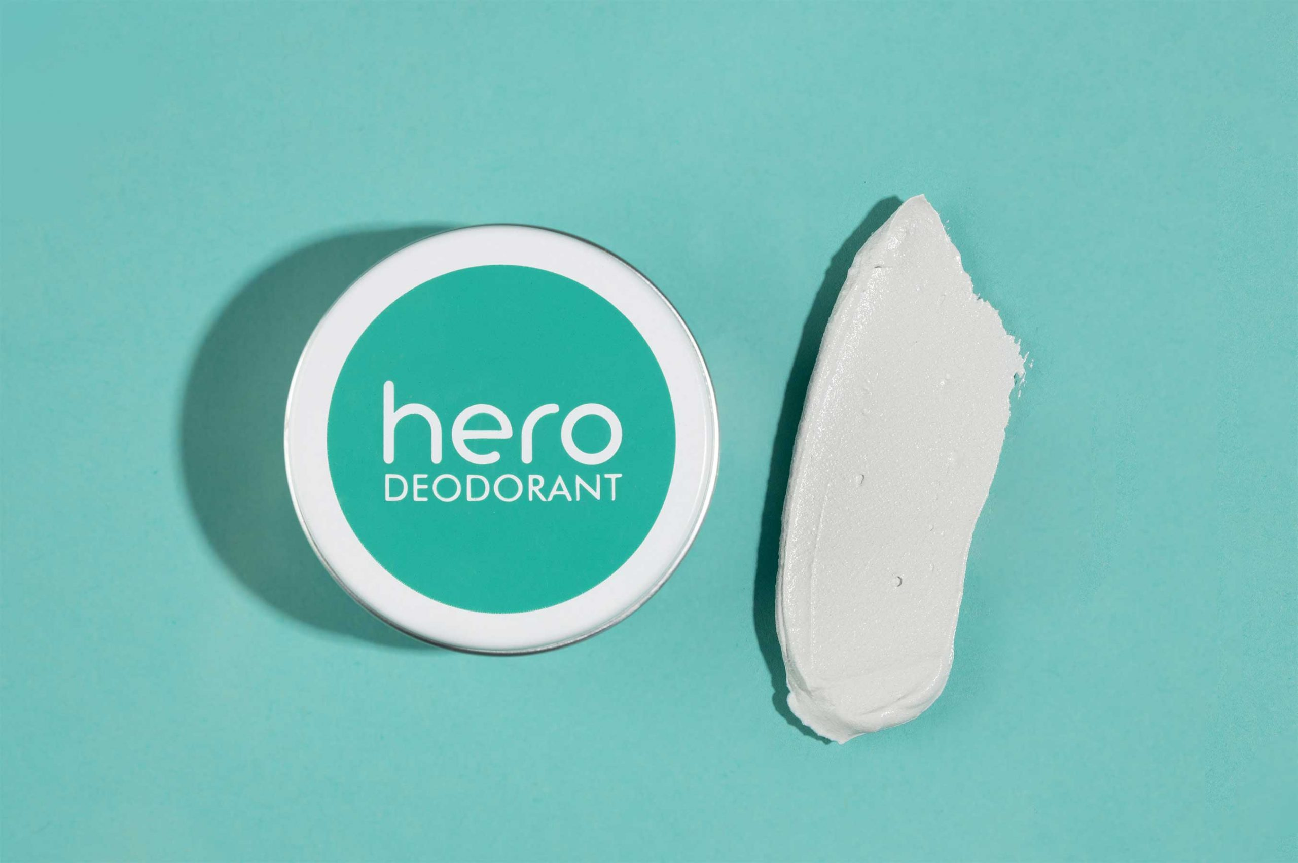 Hero Deodorant, primer desodorante inteligente sin plástico hecho en España