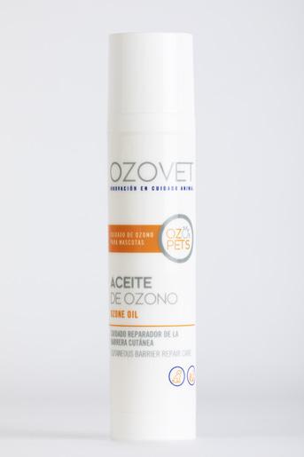Aceite ozonizado OzoPets