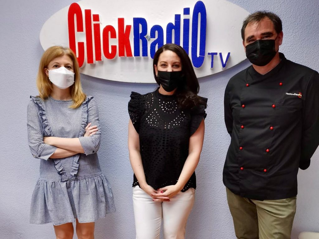 """Programa """"Hecho en España"""" Click Radio TV 5 de julio"""