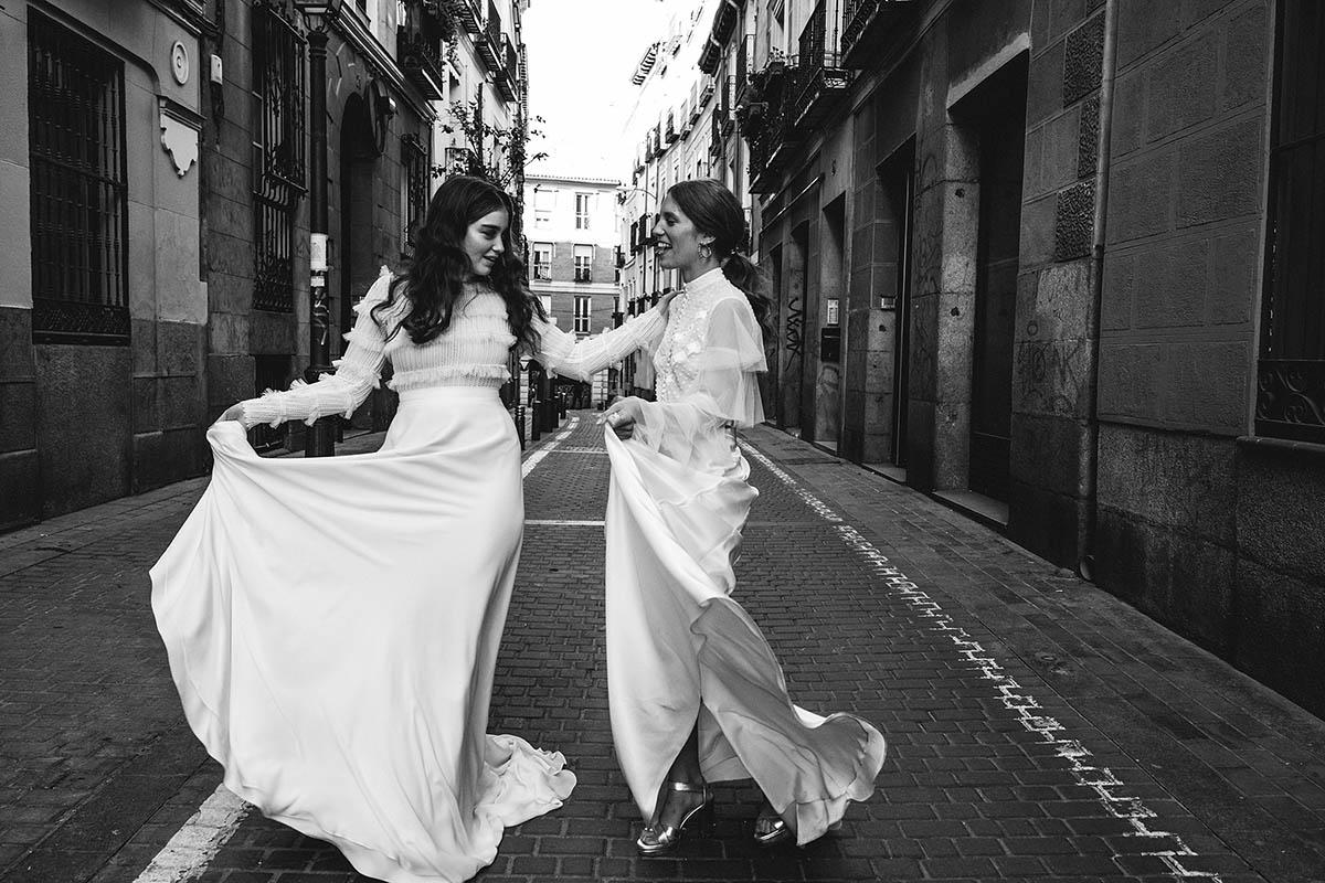 Restyling vintage o cómo casarte con el vestido de tu abuela