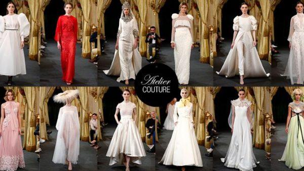 Atelier Couture celebra su sexta edición con novedades