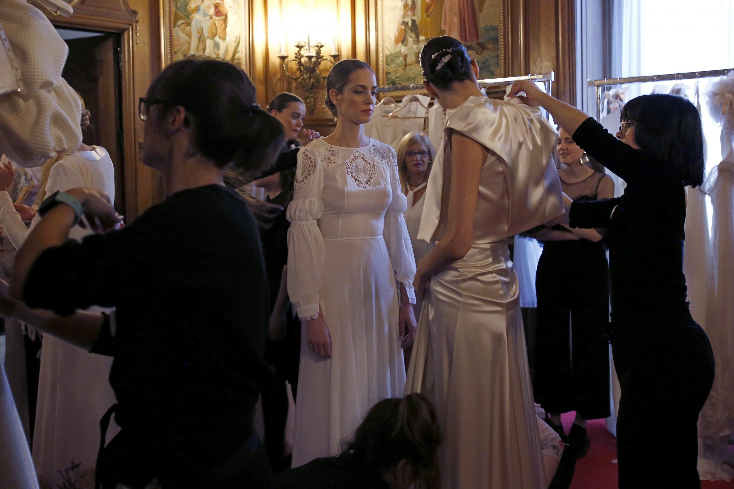 Atelier Couture: Raquel Ferreiro