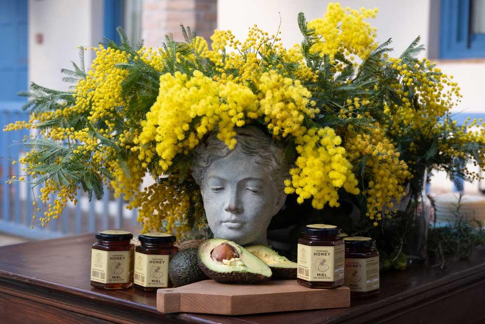Desayunos con miel de aguacate, edulcorante natural