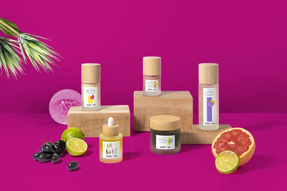 Kun-Tu Cosmetics, productos naturales, veganos y unisex